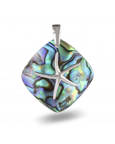 regalo personalizzato donna Bracciale Coral 3 fiori Sterling Silver Woman